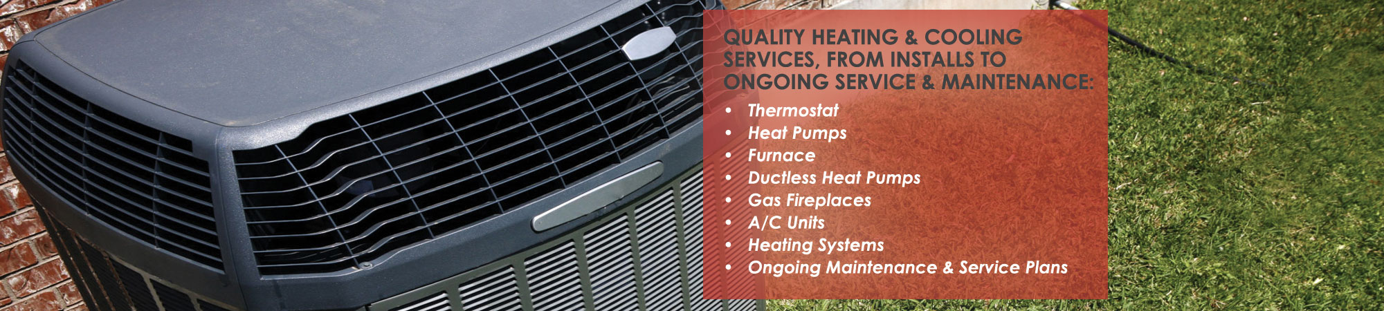 Heating, HVAC installation, service & repair for Woodland Washington